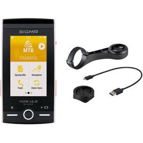 SIGMA SPORT ROX GPS 12.0 Sport Navigation vit